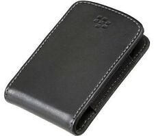 BlackBerry Leather Mobile Phone Pouches/Sleeves
