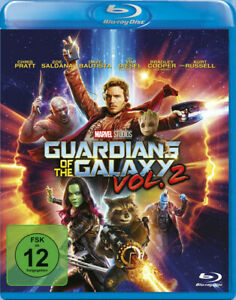 Guardians of the Galaxy Vol. 2 ZUSTAND SEHR GUT