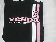 MOTORSCOOTER VESPA HOODY PINK/WHITE LIMITED EDITION retro/mod/skin/scooter/vespa