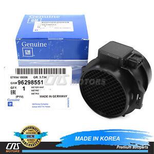 GENUINE Mass Air Flow Sensor for 04-06 Chevrolet Epica Suzuki Verona 96298551
