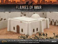 LLAMAS DE LA GUERRA - II Mundial juego Miniaturas - Desierto Administración ZONA