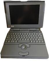 Vintage 90s Macintosh PowerBook 165c Laptop Macbook Apple Computer
