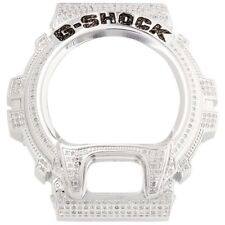 Genuine Diamond Watch Case FOR Casio G Shock Custom Casing 6900 Models 3 Ct.