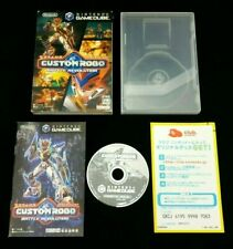 Custom Robo Battle Revolution - Nintendo Gamecube GC - JAP Japan - complet
