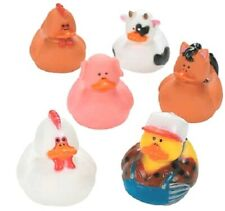 Farm Duck Set of 6   **Free S/H Buy More Save More*
