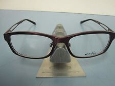 OAKLEY womens SPECULATE berry OX3108-0552 RX eyeglass frame NEW in baggy