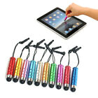 10X Mini Capacitive Screen Stylus Touch Pen For iPad iphone PC Tablets Phone