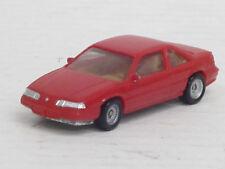 Pontiac Grand Prix SE in rot, o. OVP, Monogram, 1:87, koloriert
