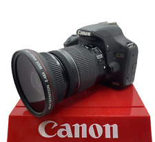 X48 FISHEYE LENS + MACRO FOR Canon EOS WITH EF-S 18-55mm f/3.5-5.6 IS II LENS