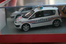 "Renault Scenic 2 ""Police Nationale"" - UH - 227784 - Modèle au 1/43e"