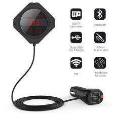Bluetooth FM Transmitter Car MP3 Player Auto USB Charger KFZ Freisprechanlage