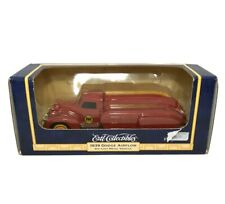 Ertl 1:34 1939 Dodge Airflow Tanker Bank #5 New Holland Lubricants W/KEY