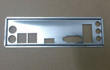 I/O IO Shield backplate For MSI H61M-E33 (G3) Z77A-G41 B75A-G41 MOTHERBOARD