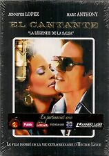 """DVD """"EL CANTANTE-LA LÉGENDE DE LA SALSA"""" - JENNIFER LOPEZ - NEUF SOUS BLISTER"""