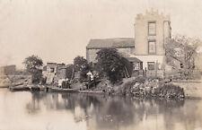 RP Postcard  Boat House Tinsley  Sheffield