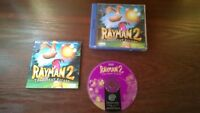 SEGA DREAMCAST - RAYMAN RAY MAN 2 THE GREAT ESCAPE #G65 BOXED