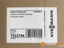 Viessmann Elektroheizeinsatz EHE 6 kW/400 V 7533744, 7571034, 7247972, 7537243
