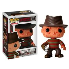 Funko POP!~FREDDY KRUEGER #02~A NIGHTMARE ON ELM STREET~ VINYL Figure~No Box