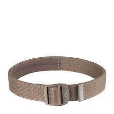 Lifeventure Canvas Belt - Security Money Belt with Hidden Zip Pocket - Sand