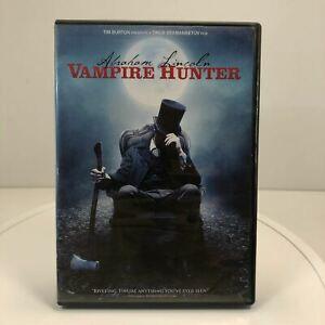 Used - Abraham Lincoln -Vampire Hunter - DVD
