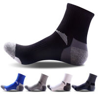 10 Pairs Men Ankle Sock Low Cut Sports Running Cycling Crew Cotton Breathe Socks