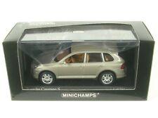 Porsche Cayenne S (Beige Metallic) 2007