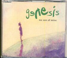 GENESIS - no son of mine   3 trk MAXI CD Live