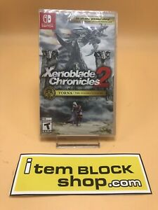 Xenoblade Chronicles 2: Torna The Golden Country. New Sealed Nintendo Switch