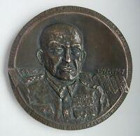 POLAND POLISH SOVIET GENERAL SWIERCZEWSKI WALTER 1936 SPANISH WAR MEDAL huge 2