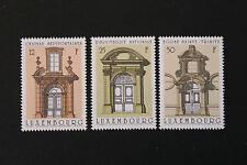 Timbres / Stamp LUXEMBOURG Yvert et Tellier n°1154 à 1156 N** (cyn10)