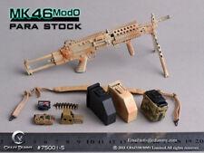 1:6 Crazy Dummy - MK46MOD0 - Para Stock (Camouflage)