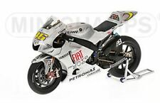 Minichamps 093146 Yamaha YZR-M1 Modelo Punto Bicicleta Rossi Estoril MotoGP 2009 1:12