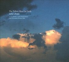 The Tallest Man on Earth - Shallow Grave CD ( 2010, Indie Folk )