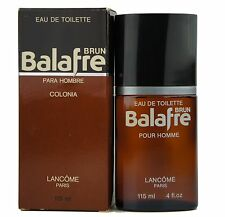 (434,74EUR/100ML) VINTAGE LANCOME - BALAFRE BRUN 115ML EDT EAU DE TOILETTE NEU