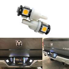 LED License Plate Bulbs for Dodge Ram 2009-2016