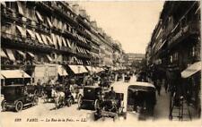 CPA PARIS (2e) La Rue de la Paix (537496)