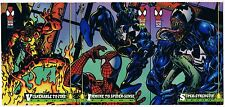 1994 Fleer Marvel Cards Amazing Spider-Man Venom Uncut 3 Trading Card Promo