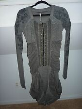 European Angels Never Die fitted dress Size S