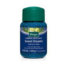 Kneipp Valerian & Hops Deep Sleep Bath Salts 500g