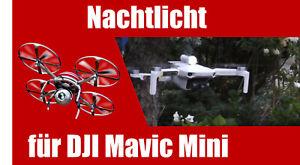 Nachtlicht für DJI Mavic Mini - Nachtflug Licht Lampe