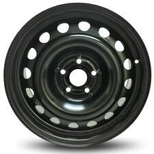 Steel Wheel Rim 16 Inch 11-16 Chevy Cruze Limited Black Full-Size 5 Lug 105mm