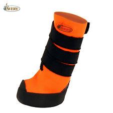 Avery Outdoors HiTop Dog Boots (XL)- Blaze Orange