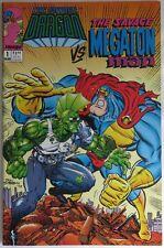1993 THE SAVAGE DRAGON VS SAVAGE MEGATON MAN #1  -  VF            (INV12030)