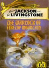 Warlock of Firetop Mountain (Puffin Adventure Gamebooks),Steve Jackson, Ian Liv