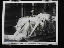 FRANKENSTEIN 1931 * BORIS KARLOFF * JAMES WHALE * ORIGINAL with UNIVERSAL TITLE!