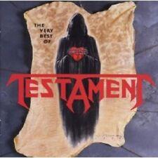 TESTAMENT - BEST OF...,THE,VERY CD HEAVY METAL NEUF