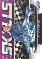 2018 Certified Racing Skills Purple #S15 Kyle Larson 03/25