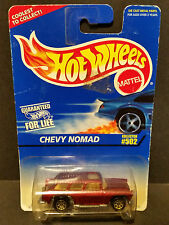 1995 Hot Wheels #502 : Chevy Nomad 7 Spoke Rims - 15770
