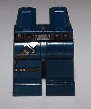 LeGo Star Wars Dark Blue Minifig Legs Gun Belt Pattern Han Solo NEW