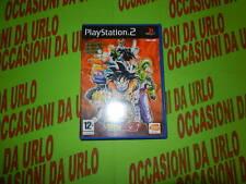 Gioco Playstation 2 Ps2 Super Dragon Ball Z senza manuale